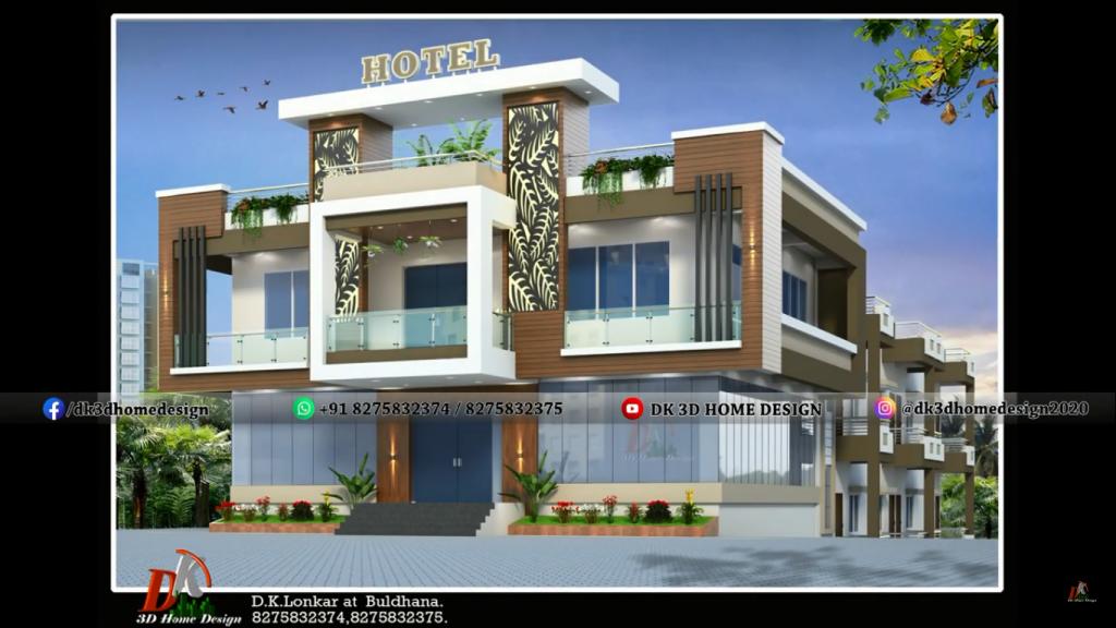 house design plan 3d images