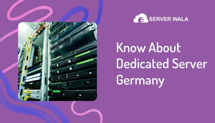 Dedicated Server Germany