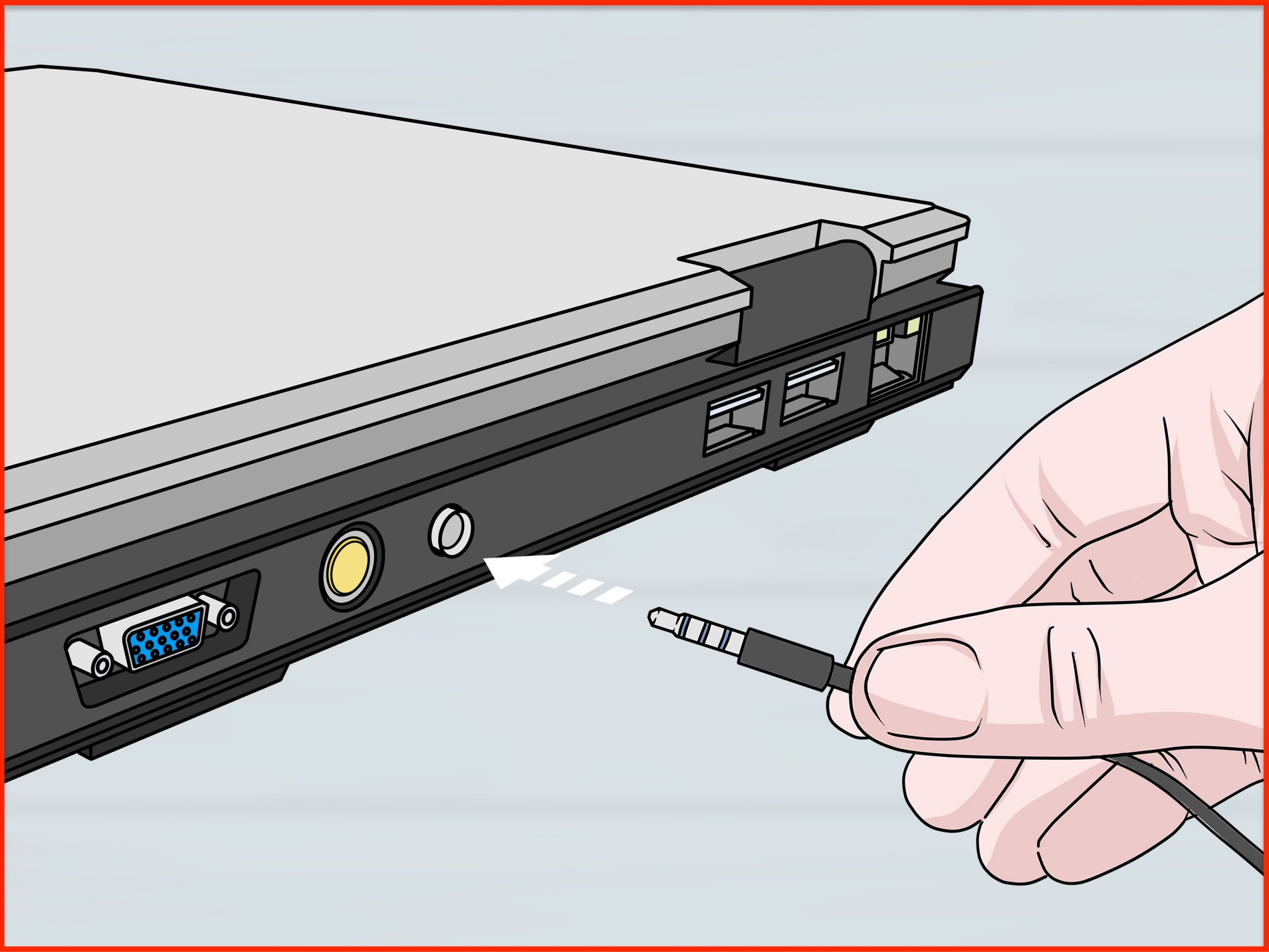 How to Connect Laptop to TV Via HDMI