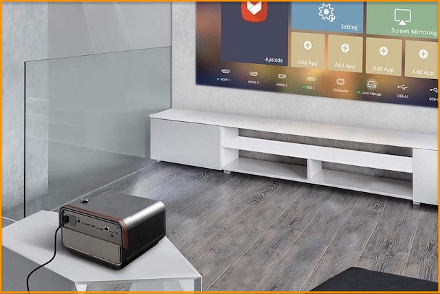 What are the Benefits of Projector Over TV