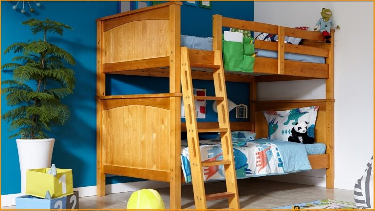 10 Things to Consider Before Buying Bunk Beds
