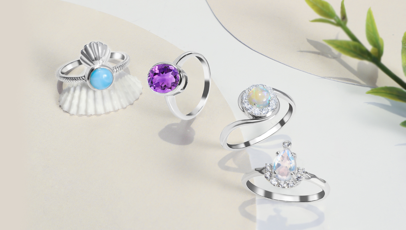 Beautiful Engagement Jewelry Rings For Every Occasion
