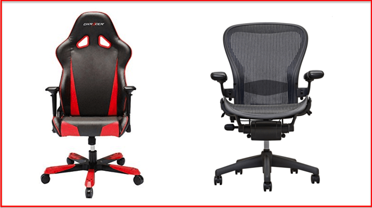 Office chair vs gaming chair: which is right for you?