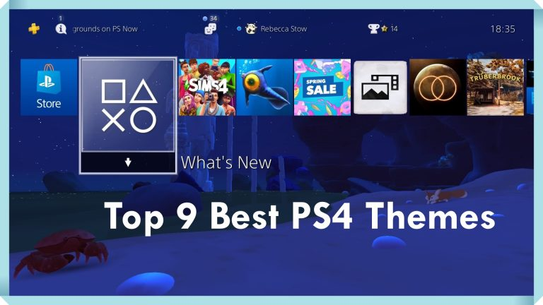 Best PS4 Game Themes
