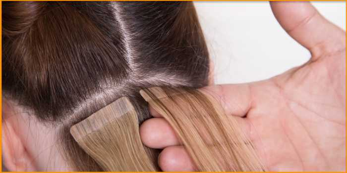 Human Hair Extensions The 2 Most Popular Types