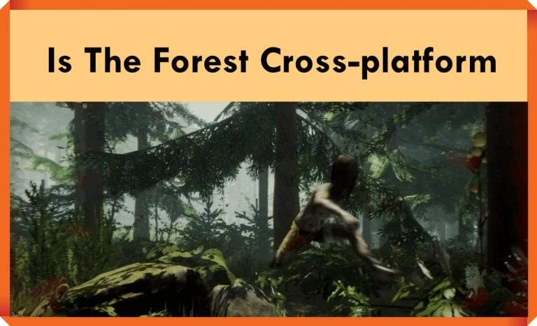 Is The Forest Cross-platform